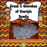 Creek and Cherokee of Georgia