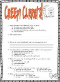 Creepy Carrots! - Book Test & Bonus Book Report