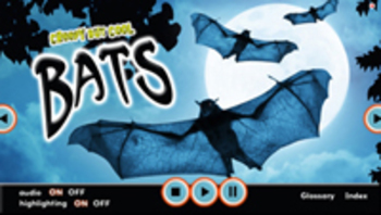 Creepy But Cool Bats INTERACTIVE version
