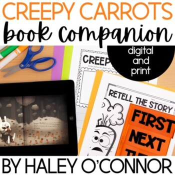 Creepy Carrots Book Study and Activities