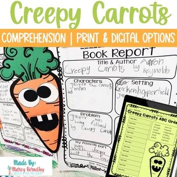 Creepy Carrots! A Mini Unit!