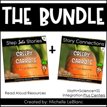 Creepy Carrots Bundle