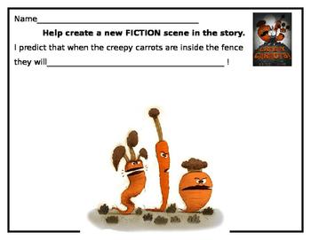 Creepy Carrots Prediction Activity