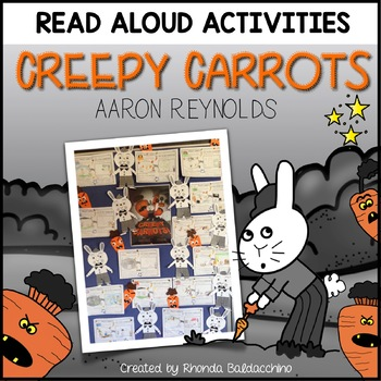 Creepy Carrots Read Aloud Activities