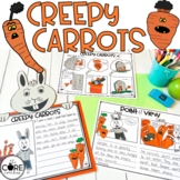 Creepy Carrots: Interactive Read-Aloud Lesson Plans and Activities