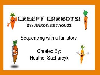 Creepy Carrots! Sequencing