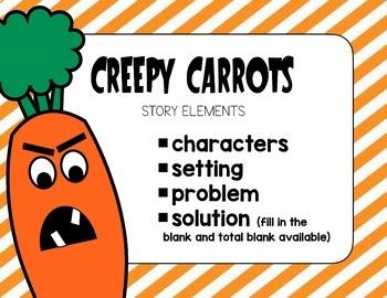 Creepy Carrots (Story Elements)