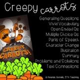 Creepy Carrots Unit Study