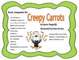 Creepy Carrots story book, narrative, Speech and Language