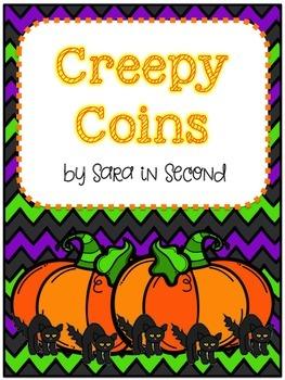 Creepy Coins - Halloween Game
