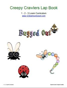 Creepy Crawlers Lapbook