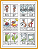 Antonyms Game - Bugs & Insects Matching File Folder Game