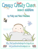 Creepy Crawly Clues (insect addition)