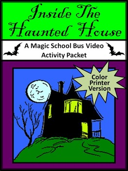 Magic School Bus Activities: Creepy Crawly Fun Halloween Video Activities