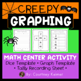 Creepy Creatures Free Halloween Graphing Activity
