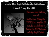 Creepy Facts with Writing Prompts
