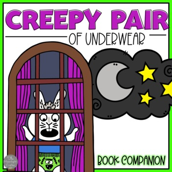 Creepy Pair of Underwear Book Companion