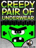 Creepy Pair of Underwear Book Study ~ by Aaron Reynolds