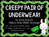 Creepy Pair of Underwear! : Picture Book Engineering STEM