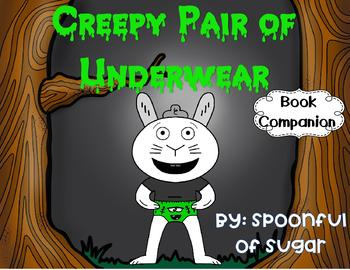Creepy Pair of Underwear (Story Compnaion)