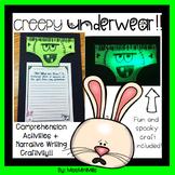 Creepy Underwear! Activities to go with Creepy Pair of Underwear
