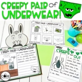 Creepy Pair of Underwear: Interactive Read-Aloud Lesson Pl