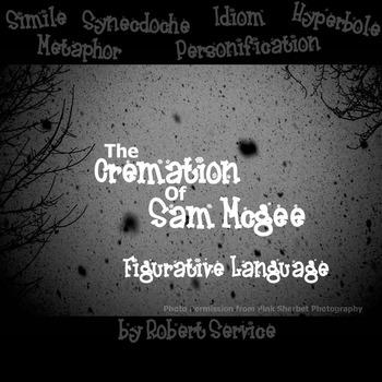 Cremation of Sam McGee - Figurative Language Activity