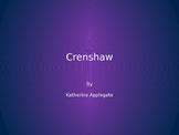 Crenshaw Book Study PowerPoint