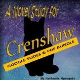 Crenshaw: A PDF and Google Slides Novel Study Bundle