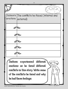 Crenshaw - Novel Activities