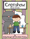 Crenshaw Novel Study