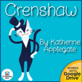 Crenshaw Novel Study Book Unit
