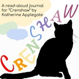 Crenshaw Read-Aloud Journal - Vocab, Activities, and Questions