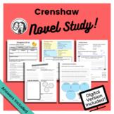 Crenshaw by Katherine Applegate - Printable + Digital Novel Study