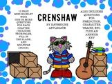 Crenshaw by Katherine Applegate  - Novel Study