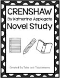 Crenshaw by Katherine Applegate novel study