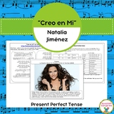 """Creo en mi"" & The Present Perfect Tense"