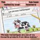Phrases fantastiques! - La ferme (FRENCH Pocket Chart Sentences)