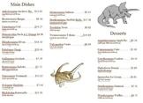 Cretaceous Cafe