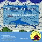 Ancient Greece: The Minoan Civilization on the Island of Crete