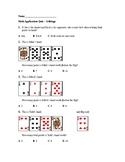 Cribbage Multiple Choice Quiz