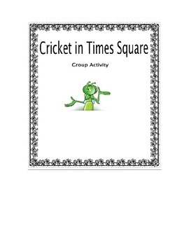Cricket in Times Square Activity