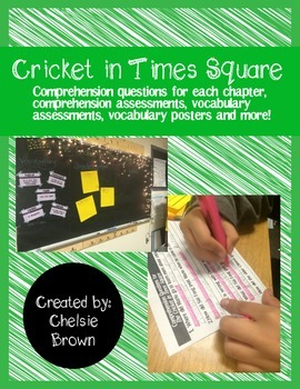 Cricket in Times Square Pack
