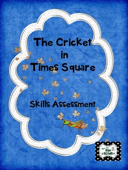 Cricket in Times Square Skills Assessment