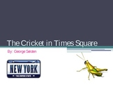 Cricket in Times Square Skills Power Point