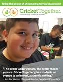 CricketTogether-Free eMentoring Pen Pal Program