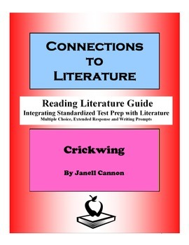 Crickwing-Reading Literature Guide