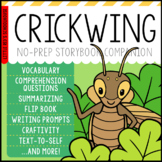 Crickwing Storybook Companion