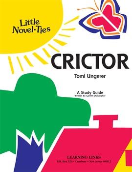 Crictor - Little Novel-Ties Study Guide