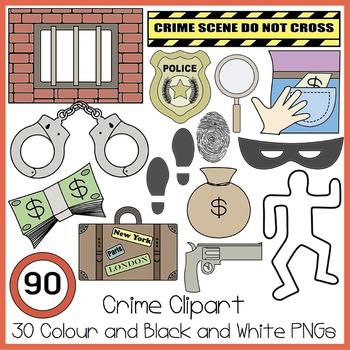 Crime Clipart